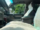Меховые накидки на сиденья авто ЛЕГАТОН