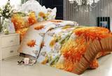 Одеяло, подушки и постельное белье.